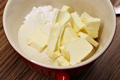 Příprava drobenky Feta, Cheese