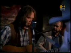 Neil Young -  Harvest Moon  - Great song, especially this time of the year (10/12)