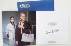 Tod's, Brochure, Autumn/Winter 2014/2015, watercolor on Behance