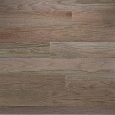 "Somerset Color Plank 5"" Solid White Oak Hardwood Flooring in Smoke & Reviews   Wayfair"
