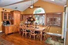 Wooden dining room set
