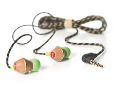 House of Marley - People Get Ready In-Ear Earphones. Starting at $1 on Tophatter.com!