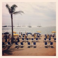 End of september... Cannes