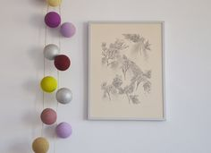 Print on paper limited edition original silkscreen print by Gabi Bano Burning Bush, Silk Screen Printing, How To Draw Hands, Ink, The Originals, Paper, Frame, Prints, Artwork