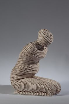 pottery coil sculptures - Google Search