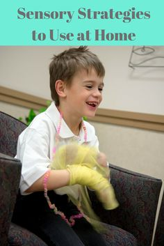 Sensory tips and tricks to regulate your child, get them focused, and ready to work.
