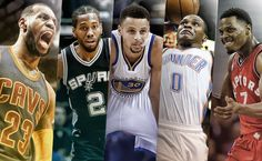 Who is the current 2016 #NBA Playoffs Points Per Game League leader with 27.7?