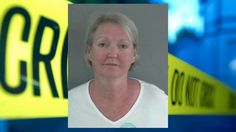 A Florida woman was just trying to get her drink on at the community pool when she had more than jus...