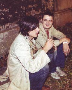 Carl Barat & Peter Doherty  The Libertines