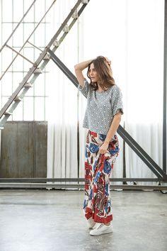 s-s 2016 Momoé T-shirt Jacquard  #knitwear