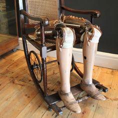 Vintage prosthetics