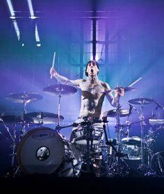 Travis Barker Drums