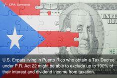 Puerto Rico Tax Incentives Act 22