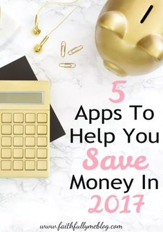 5 Apps To Help You S