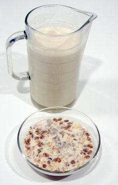Soya mælk til müsli