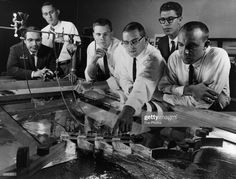 Researchers at General Electric in New York study the flow of gases. Gas cannot be visually observed, so gas flow is simulated through what is called a working water table, where currents are. Get premium, high resolution news photos at Getty Images Research And Development, What Is It Called, General Electric, Still Image, Flow, New York, Study, World, Trends