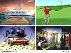 FamousFrames Storyboards, Animatic Artists, Storyboard Artists, Renee Reeser