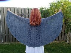 Ravelry: Ideon's Mystery shawl knit up in Filatura di Crosa Chantal Knitted Shawls, Merino Wool Blanket, Ravelry, Mystery, Knitting, Knit Shawls, Tricot, Breien, Weaving