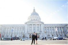 Modern Love Photography captures San Francisco City Hall weddings and intimate elopements in a romantic, classic and timeless manner. City Hall Wedding, Modern Love, Love Photography, Taj Mahal, Cute Outfits, Romantic, Chic, Couples, Classic