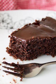 Porno-Kuchen (Saftiger Schokoladenkuchen) | Stadt-Land-Food