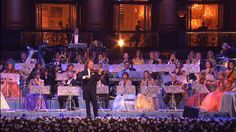 The Beautiful Blue Danube is the most famous waltz in the world for an extremely good reason. Watch André Rieu and his orchestra play this in front of Vienna's Rococo 1,441-room Shönbrunn Palace... and then the dancers come out! Hear CityMusic do this for free (sans dancers) in beautiful, elegant, and acoustically-satisfying venues all around Greater Cleveland Dec. 4 - 8. Schedule @ http://citymusiccleveland.org