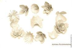 Делаем с детьми цветы и стрекозок из яичных лотков - Ярмарка Мастеров - ручная работа, handmade