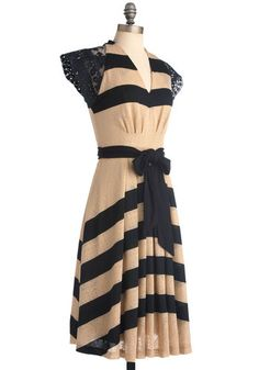 Pointelle Made Dress, #ModCloth