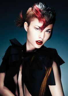 4.0 Soloist Collection by Papas & Pace #hair #collection See more on http://salonmagazine.ca/collections/