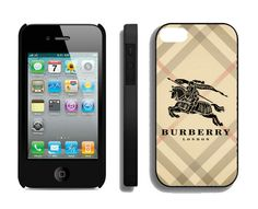 If this was a legit Burberry phone case, I would almost be tempted to go back to an iPhone.  Hehe