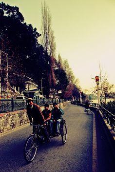 Nainital Lake Road