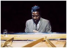 Thelonious Monk by Lee Tanner