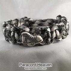 3 Pointer - Children Paracord Heaven Survival Bracelet with Knot Closure - Paracord Heaven