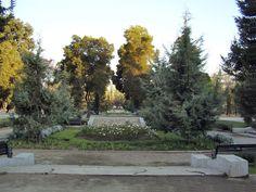 Recorridos... : Parque Quinta Normal. Santiago de Chile. | virtual_death