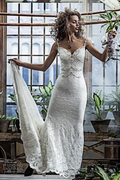 olvis 2017 couture bridal spagetti strap sweetheart neckline full embellishment elegant sheath wedding dress low back chapel train (2276) mv