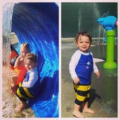 splash pad & pool session! #london #madden #splash #splashpad #ymca #sun #surf #sand #lajolla #sandiego #california #love #sundayfunday #family #lajollalocals #sandiegoconnection #sdlocals - posted by Heather Jones-Moreno  https://www.instagram.com/heatherj310. See more post on La Jolla at http://LaJollaLocals.com