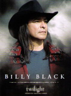 Gil Birmingham (Comanche Ancestry) In Billy Black