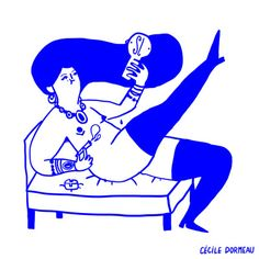 Illustrations by Cécile Dormeau