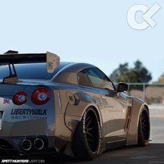 🇺🇸🔱Nissan GTR-R35🔱🇯🇵