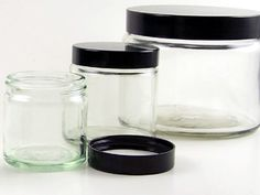 Non-Preserving Jars Ointment, Cosmetic and storage jars (love jars, 04/16)
