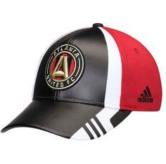 b344009d006 Atlanta United FC Adidas MLS Authentic Team Structured Adjustable Hat