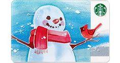 Starbucks Giftcard - any amount :)