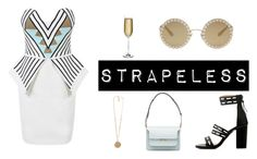 """""""pretty easy strapeless"""" by mia1995fashionlover on Polyvore featuring Marni, Givenchy, Dolce&Gabbana and Nude"""