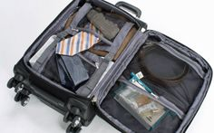 Product Review: This Unique Suitcase Alerts You If You've Overpacked (SmarterTravel e 01.23.13)
