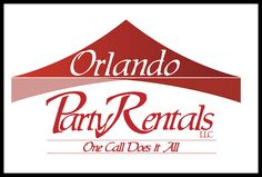 Party Rentals - Orlando Party Rentals, Table Rentals, Tents, Chairs, Equipment, Supplies