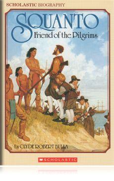 Squanto, Friend of the Pilgrims - Beautiful Feet Books