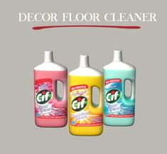 Leo Sims - Decor floor cleaner for The Sims 4