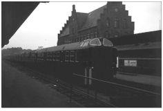 Helsingør banegård 1973