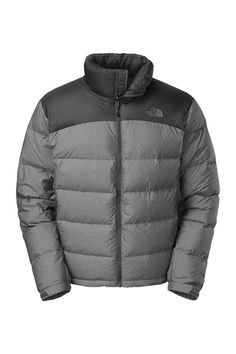 The North Face Men's Nuptse 2 Jacket. A classic, coveted down jacket redesigned with a modern, flattering slim fit. Constructed with ample 700-fill goose down, this high-loft down jacket delivers plush warmth in brutal conditions. Double-layer taffeta paneling at shoulders provides added durability from abrasion caused by pack carry. #EscapeOutdoors #TheNorthFace #Men #Nuptse2 #Jacket