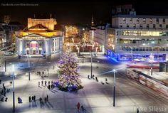 Katowice. Poland. Visit Poland, Tatra Mountains, What A Wonderful World, Wonderful Time, Krakow, Vacation Spots, Wonders Of The World, The Good Place, Taj Mahal