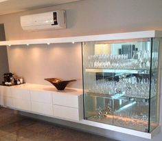 95 Cristaleiras de Vidro Modernas, Antigas e Mais